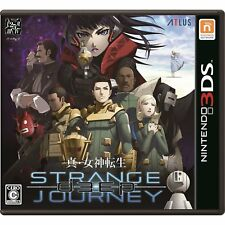 NINTENDO 3DS Shin Megami Tensei Deep Strange Journey JAPANESE VERSION