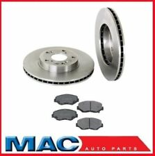 02-04 CRV CR-V (2) Rear Brake Rotors & Ceramic Pads 31304 CD365
