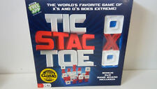 TIC STAC TOE-EXTREME 3D GAME-Great Family Fun-New in original box!