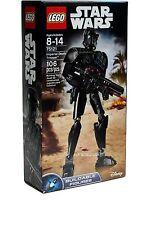 Lego STAR WARS #75121 Imperial Death Trooper Building Toy Set