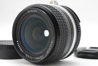 【MINT】 Nikon NIKKOR AI 28mm f/3.5 Wide Angle MF Camera Lens from JAPAN #994