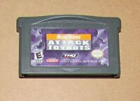 Nicktoons: Attack of the Toybots for Nintendo Game Boy Advance