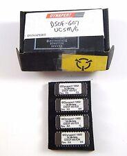 1992 DYNAPERT EPROMS UCSM - BETA DSOF REV XA 607D1, 607D2, 607D3, 607D4 ~ BOXED