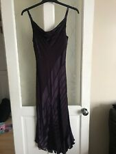 Kaliko Evening Dress - Purple - Size 14
