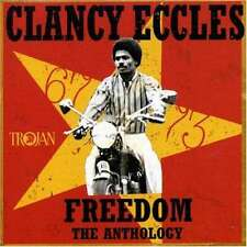 Clancy Eccles - Freedom - The Anthology 1967-73 NEW CD