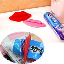4stk Kreative Mehrzweck Quetscher Lippen küssen Zahnpastaspender Reinigungsmilch