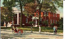 Early 1900's The Friends Church in Greensboro, NC North Carolina PC