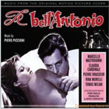 Piero Piccioni-Il Bell'Antonio-'60 Bolognini's OST-CD