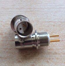 BNC Miniature 2-Pin Polarisé, connecteur 2-lug (twbnc) mâle Pack de 2 Z977