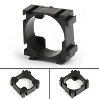 10× Li-ion 18650 Battery Cell Holder Safety Spacer Radiating Bracket Storage UK