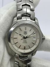 TAG HEUER LINK WJF2111 AUTOMATIC 200M DIVERS QUARTZ CAL.7  MENS 39m SWISS MADE