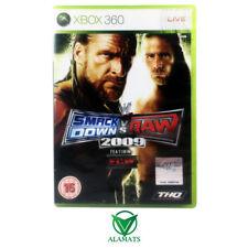 WWE Smackdown vs Raw 2009 (Xbox 360) Very Good - Wrestling - Fast Post - PAL