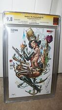 2013 HUNTERS: THE SHADOWLANDS #3 FAN EXPO EXCLUSIVE CGC 9.8 SIGNED JAMIE TYNDALL
