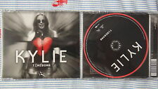 Kylie Minogue Timebomb 3 Track CD Single Video Extended Limited Edition K25 RARE