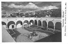 MexicoInstituto Allende San Miguel de Allende real photo postcard V5033
