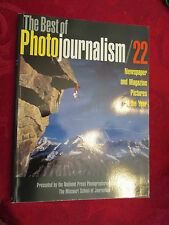 The Best of Photojournalism 22 by National Press Photographers Association Staff