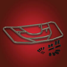 Show Chrome Accessories 52-830SK Smoke Luggage Rack for F6B