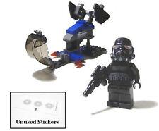 ☆NEW☆ LEGO Star Wars ShadowTrooper Minifig & Dropship