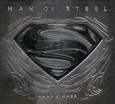 Man of Steel [Original Score] [Limited Deluxe Edition] (CD, Jun-2013, 2 Discs, WaterTower Music)