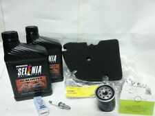 Kit d'entretien Piaggio MP3 300-filtres air + filtre à huile + huile + bougie