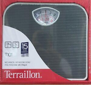 Terraillon Mechanical Bathroom Scale 15 Years Guarantee