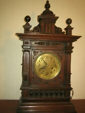 Extremely Rare Musical BEHA  Shelf Cuckoo Clock 6 Tune Music Box