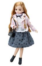 TAKARA TOMY Licca doll Bijou Riders jacket Cute Licca chan JAPAN