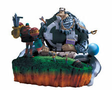 Megahouse One Piece LogBox 04 The New World Journey Figure Kuma & Franky NO BOX