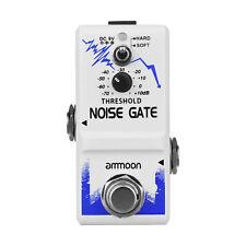 ammoon  Noise Gate Guitar Effect Pedal True Bypass Zinc Alloy  B7I5