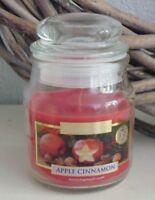 Wickford & Co, APPLE CINNAMON,Duftkerze,Candle Jar, Housewarmer,Glas, Bd. 16 Std