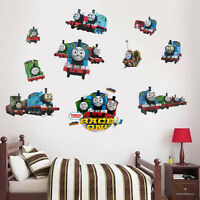 Removable Vinyl Thomas Friends Train Gordon Railway Wall Decal Decor Sticker  DIY