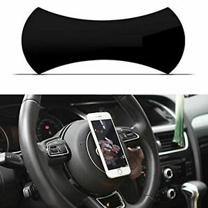 Mobile Phone Holder Snap On Bed Desk Lazy Hold Flexible Pad For Phone Android UK