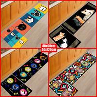 Non Slip Kitchen Floor Mat Door Entrance Bathroom Soft Carpet Room Rug   Hot