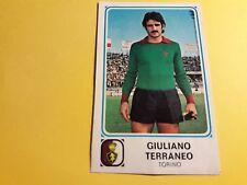 FIGURINA ALBUM CALCIATORI PANINI 1978/79 n°255 TERRANEO TORINO rec