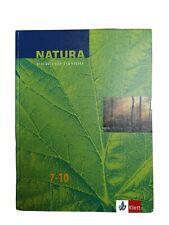 Natura - Biologie für Gymnasien. Schülerbuch 7.-10. Schuljahr von Roland Frank,