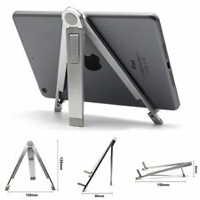 Aluminum Foldable Adjustable Stand Holder Mount for iPad Tablet PC 7-10 Inch