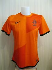 AUTHENTIC Netherlands 2012/2014 home Sz L Nike PLAYER ISSUE shirt jersey Holland