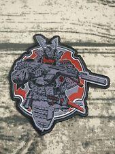 Stormtrooper TACTICAL Samurai Morale Patch Star Wars Milspec Woven label Be