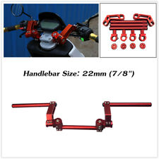 "7/8"" Motorcycle Clip-on Handlebar Handle Bar For Cafe Racer Clip On Regular Moto"
