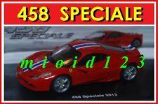 1/43 - Ferrari GT Collection : 458 SPECIALE [2013] - Die-cast
