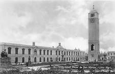 B86370 universidad mayor de san marcos lima   peru