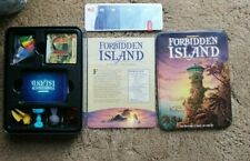 Forbidden Island Game - Gamewright Adventure Strategy Board Card Game