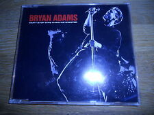 """BRYAN ADAMS """"CAN´T STOP THIS THING WE STARTED"""" 1991 RARE 3 TRACKS CD SINGLE+LIVE"""