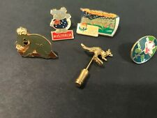 Stick Pin Collection - Australia