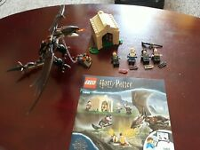 Lego Set 75946 Harry Potter Hungarian Horntail Triwizzard Challenge.
