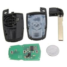 Smart Remote Control Car Key Fob Replacement 315Mhz Transponder Chips Fit BMW