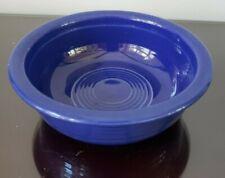 """Vintage Fiesta 4.75"""" Fruit Bowl Cobalt blue"""