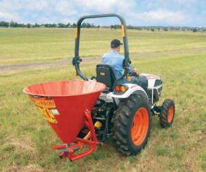Rondini  SP500 Fertiliser Fertilizer Seed Spreader 480kg    -MADE IN ITALY-