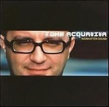 JOHN ACQUAVIVA Mainhatten Sound CD NEW