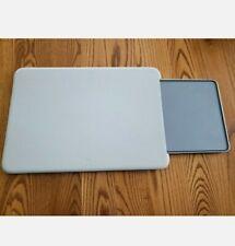 Logitech N315 Portable Lap Desk New No box Retractable Mouse Pad Gray Slim